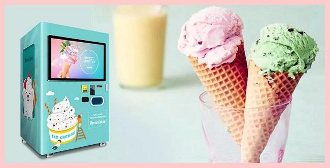 惠逸捷冰淇淋机