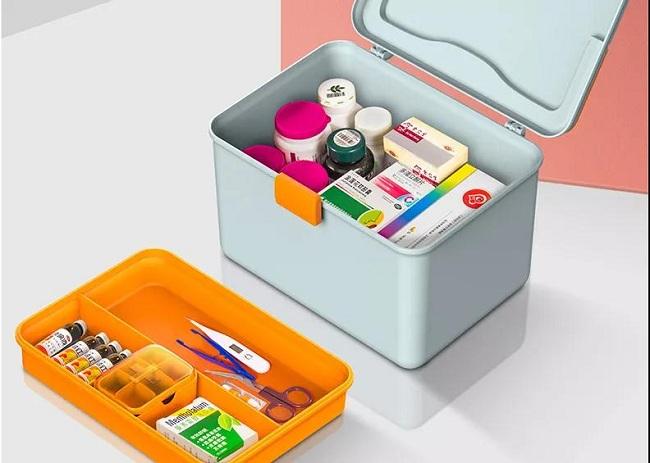 药箱备用药