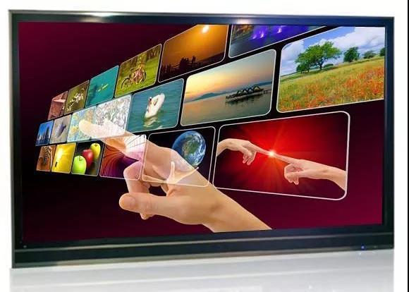 液晶触摸屏展示图